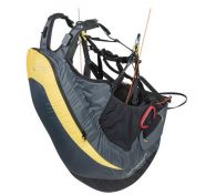 paragliding harness